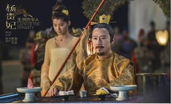 《王朝的女人 杨贵妃》曝首款海报 黎明演唐明皇很激动