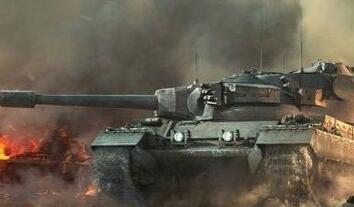 《坦克世界》fv215b 有关fv215b正确用法