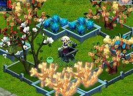 《梦幻西游》庭院种花 庭院种花心得介绍