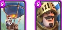 《皇室战争》4阶卡组推荐 4阶竞技场卡组套路介绍