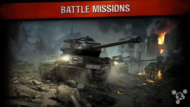 德系坦克登场 《坦克世界闪电战》更新