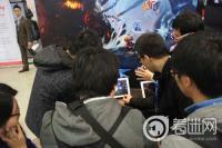 网易《天下HD》火爆Gstar 引领手游新潮流