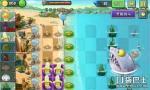 植物大战僵尸2巨浪沙滩鲨鱼BOSS玩法攻略