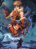 《傲世之剑》职业介绍之狂战士