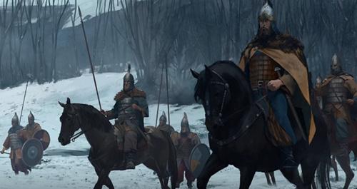 骑马与砍杀2怎么扩充队伍人数