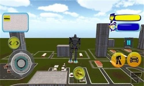 飞行机器人游戏 /><span class=