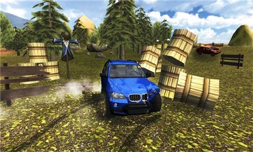 越野赛车3D破解版下载