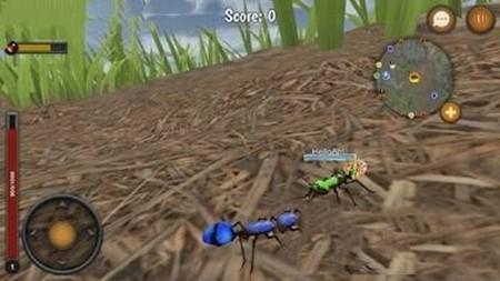 蚂蚁世界破解版