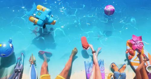 LOL2020泳池派對皮膚有哪些