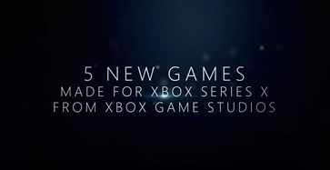 Xbox发布会2020最新内容-十几款游戏曝光!