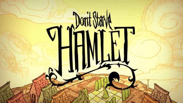 饥荒哈姆雷特汉化版